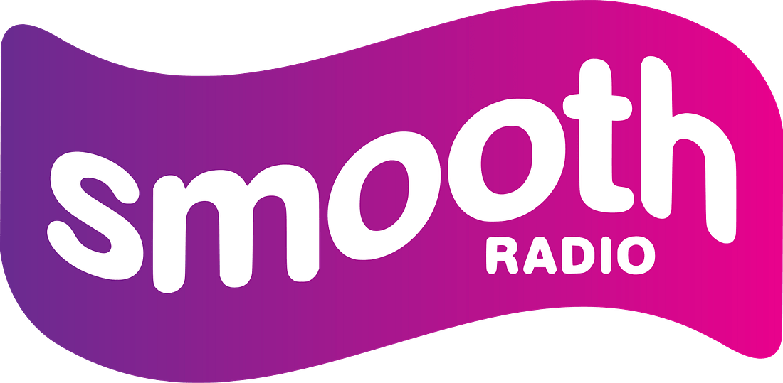 Smooth Radio Logo Transparent Png Stickpng
