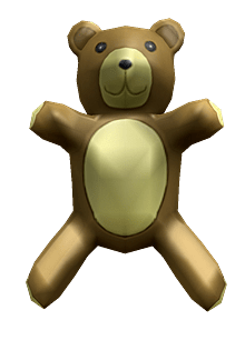 Roblox Teddy Bear Transparent Png Stickpng