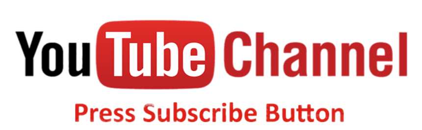 Youtube Channel Subscribe Logo Transparent Png Stickpng