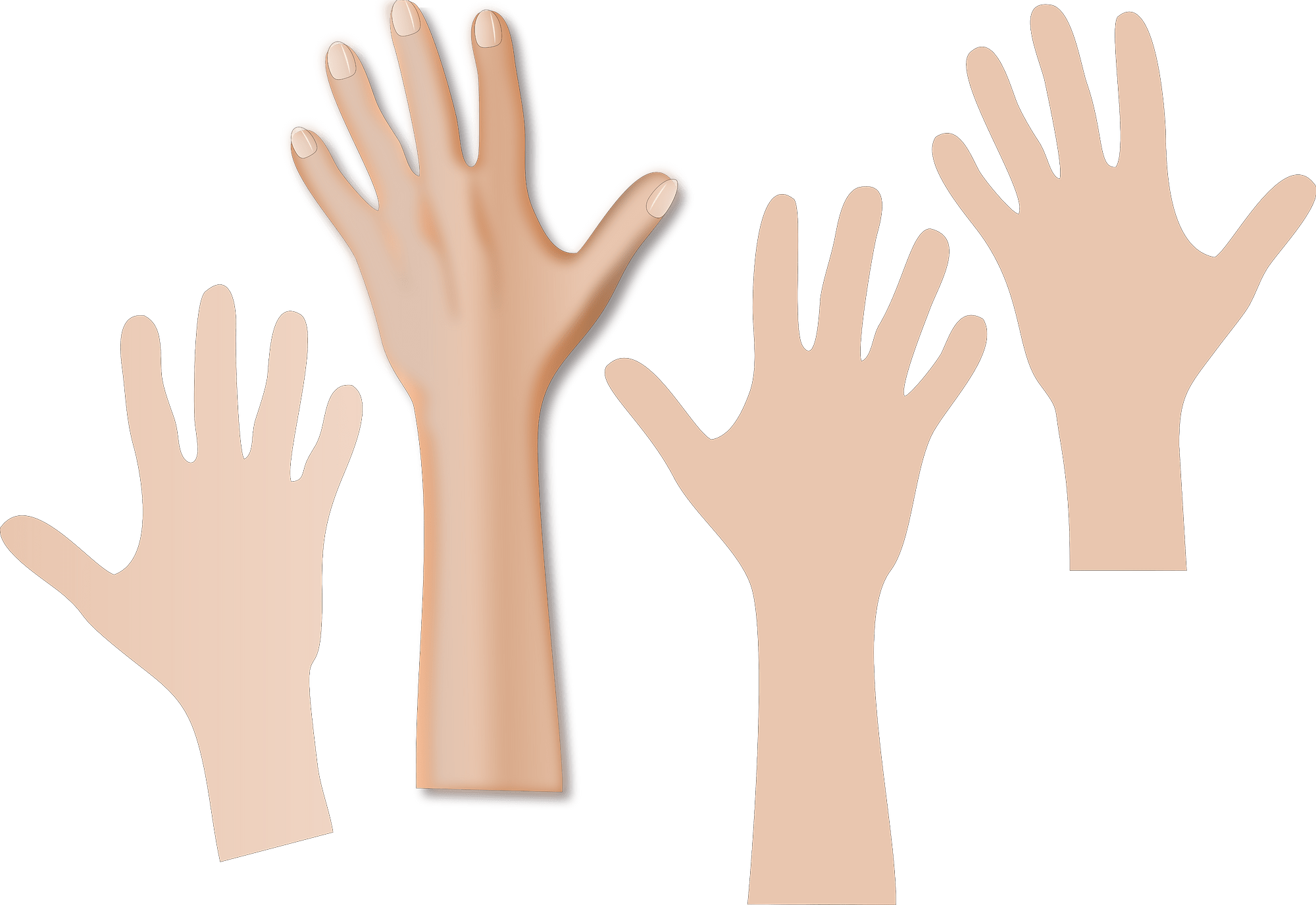 Four Hands Reaching Up Transparent Png Stickpng Enjoy the videos and music you love, upload original content, and share it all with friends, family, and the world on youtube. stickpng