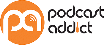 Podcast Addict logo transparent PNG - StickPNG