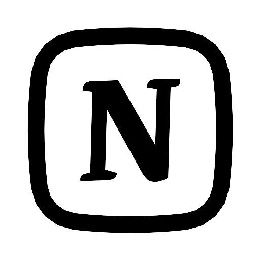 Notion Icon Transparent Png Stickpng
