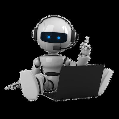 Robot Idea transparent PNG - StickPNG