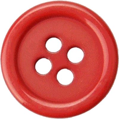 Button Clothes Red transparent PNG - StickPNG