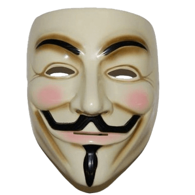 Anonymous Mask PNG Transparent Images   PNG All   Anonymous Hackers Mask Png