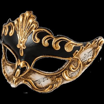 Venetian Mask Side Transparent Png Stickpng