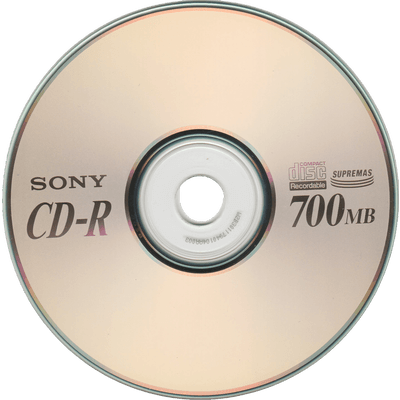 Stack Compact Disc transparent PNG - StickPNG