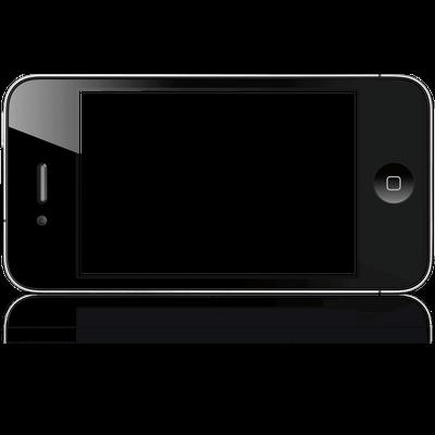 Landscape Black Iphone transparent PNG - StickPNG