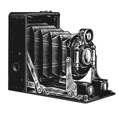 Vintage Camera transparent PNG - StickPNG