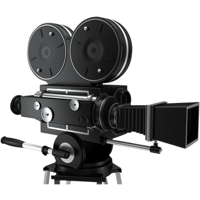 vintage cinema camera transparent png stickpng