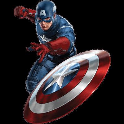 Captain america shield front transparent png stickpng - Image captain america ...