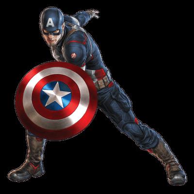 Capitán América imagen PNG transparente - StickPNG