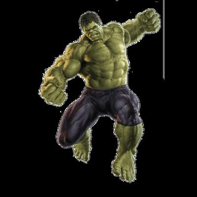 Hulk Fist transparent ...