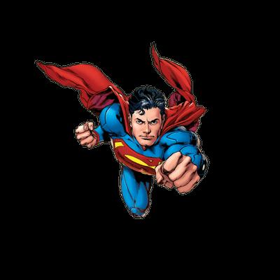 Superman Front Transparent Png Stickpng