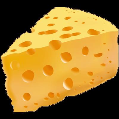 Slice Cheddar Cheese Cake