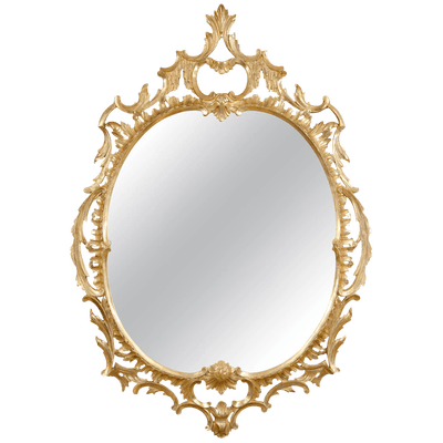 Mirror Gold Simple