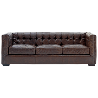 Black Leather Sofa Transparent Png Stickpng