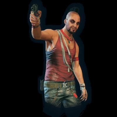Far Cry Man Gun Transparent Png Stickpng