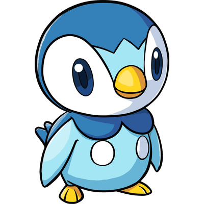 download pokemon starters piplup - photo #21