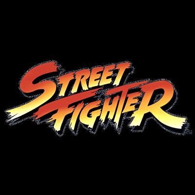 Street Fighter Logo Transparent Png Stickpng
