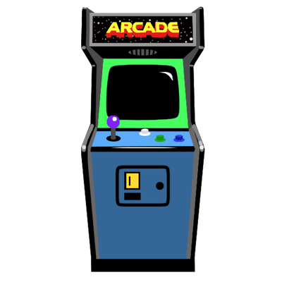 Retro Arcade transparent PNG - StickPNG
