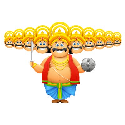 Dussehra Character