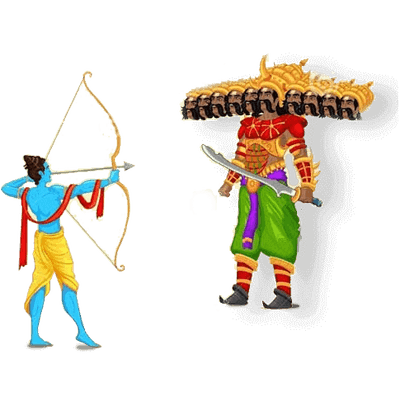 Dussehra Characters