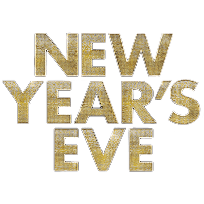 New Years Eve Happy transparent PNG - StickPNG