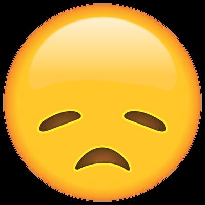 Emoticon Oh No transparent PNG - StickPNG