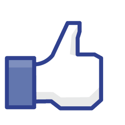 Thumb Up Facebook Logo