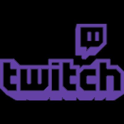 Twitch Text Logo Transparent Png Stickpng
