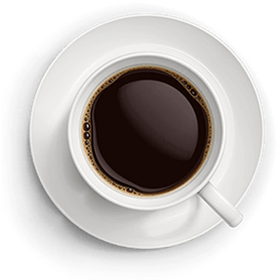 Top Coffee Cup Transparent Png Stickpng