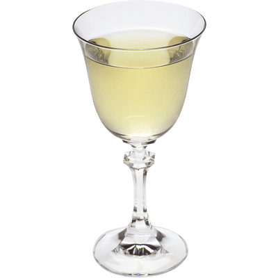 Pouring White Wine Glass transparent PNG - StickPNG