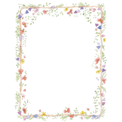 flowers corner frame transparent png stickpng corner clip art transparent corner clip art free flowers