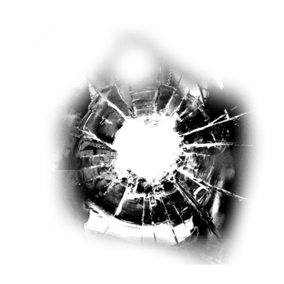 Bullet Hole Sharp transparent PNG - StickPNG