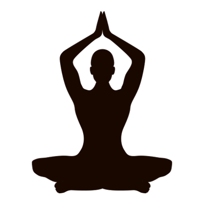 meditation symbol transparent png stickpng