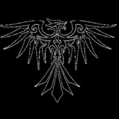 eagle tattoo transparent png stickpng. Black Bedroom Furniture Sets. Home Design Ideas