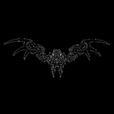 Simple Bat Tattoo Best Tattoo Ideas