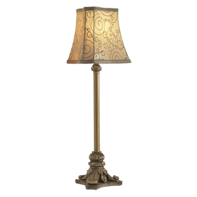 Lamp Vintage Table Transparent PNG