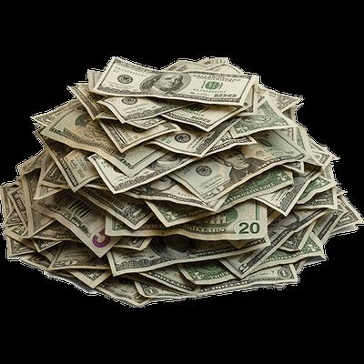 Money transparent PNG images - Page3 - StickPNG