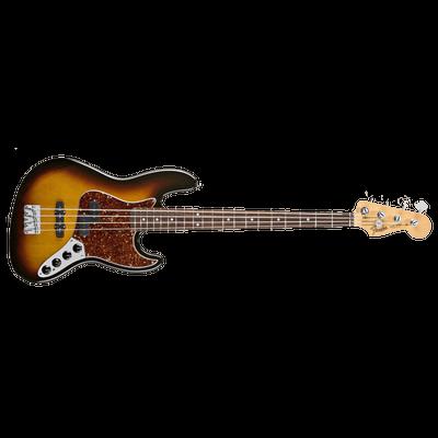 Fender Jazz Bass Guitar Transparent PNG