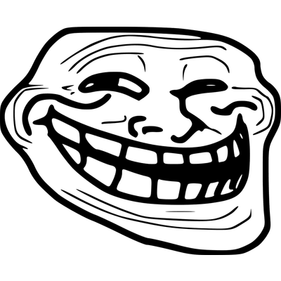 Troll Face Transparent Png Images Stickpng