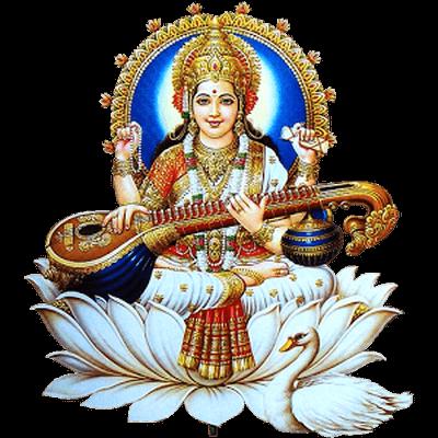 Saraswati No Background transparent PNG - StickPNG