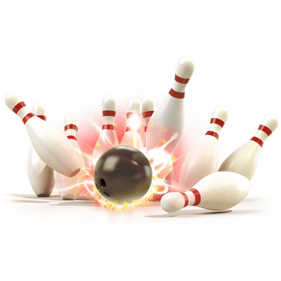 Bowling Strike transparent PNG - StickPNG