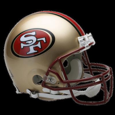 San Francisco 49ers Logo transparent PNG - StickPNG