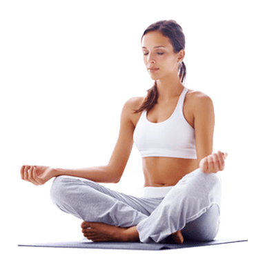 Yoga Sitting Transparent Png Stickpng