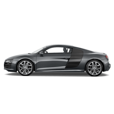 Audi R8 Sideview Transparent Png Stickpng