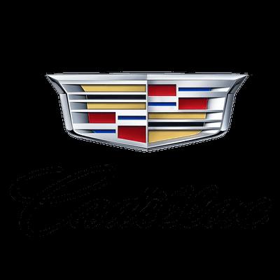 Cadillac Logo avec texte PNG transparents - StickPNG