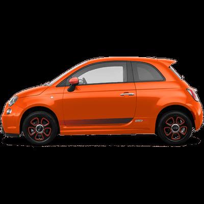 Fiat 500 Side Transparent Png Stickpng
