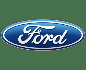 Ford Logo Transparent PNG